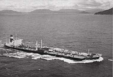 oil tanker (Japan) 1973