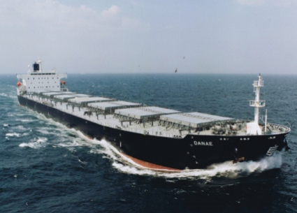 75,000 MT Bulk carrier