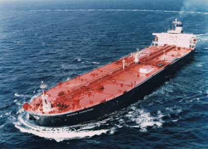 105,000 MT Aframax Tanker