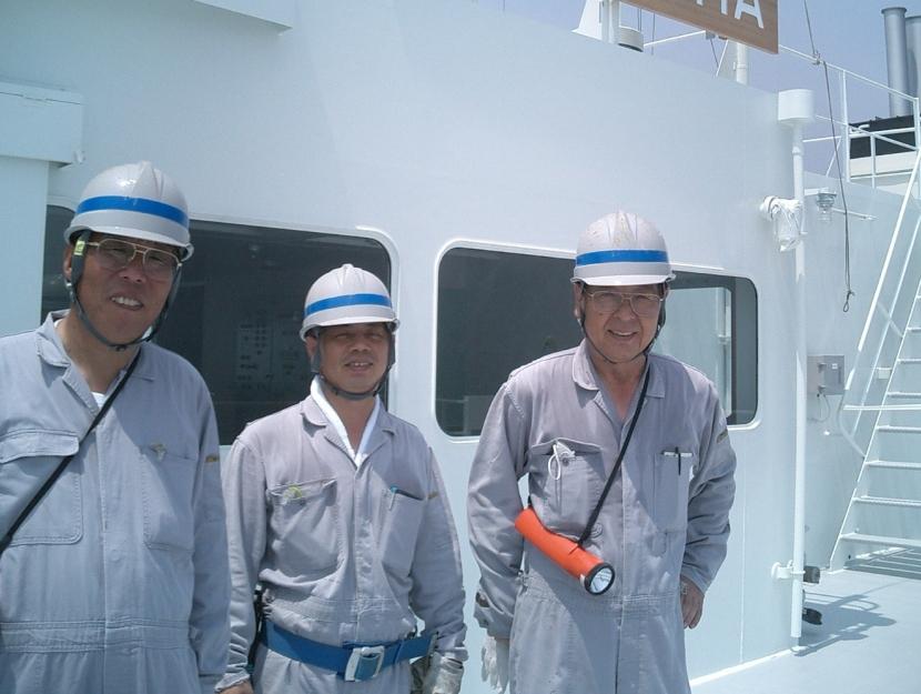 Inspectors - Japan